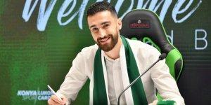 Konyaspor, Riad Bajic'i resmen açıkladı