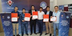 SÜ Teknoloji Fakültesine TÜBİTAk'tan 4 ödül