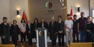 """Baro'dan """"Kadına yönelik her türlü şiddetin karşısındayız"""" vurgusu"""