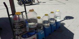 Yasa dışı sülük satanlara 13 bin lira ceza kesildi