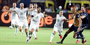 Afrika Kupası'nda 2. Finalist Belli Oldu