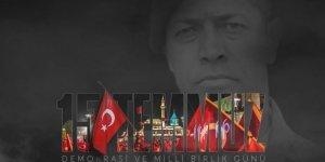 Konyaspor'dan 15 Temmuz Demokrasi Ve Milli Birlik Günü mesajı