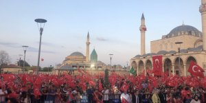 Konya, Demokrasi Nöbeti'nde