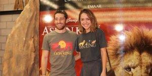 Aslan Kral Filminin Galası Yapıldı