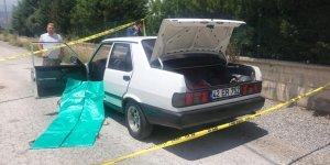 Konya'da Bir Kişi Otomobilde Ölü Bulundu