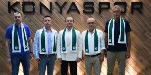 Konyaspor'un Başantrenörü Ozan Bulkaz oldu