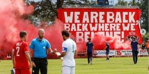 Konyaspor mağlup oldu: 0-1