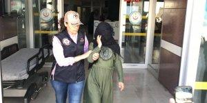 Konya'da yakalanan PKK bağlantılı Suriyeliler sorgulanıyor