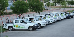 Büyükşehir'den Konya genelinde haşereyle mücadele