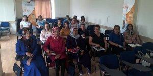 Ereğlili kadınlara, girişimcilik eğitimleri başladı