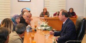 Başkan Oprukçu hemşehrileri ile buluştu