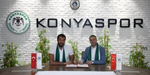 Bora Hun Paçun Konyaspor'da!