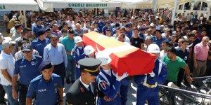 Konya'da Öldürülen Uzman Onbaşı Toprağa Verildi