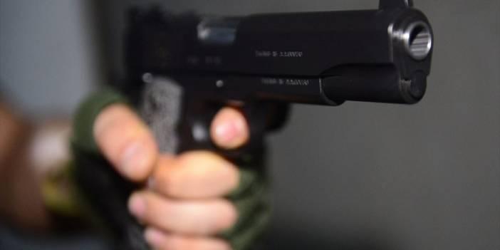 Karatay'da Silahlı Kavga
