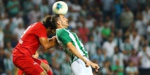 Konyaspor yine berabere kaldı: 2-2