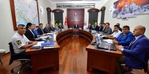 2019-2020 Eğitim Öğretim Yılı Okul Güvenliği Toplantısı Yapıldı