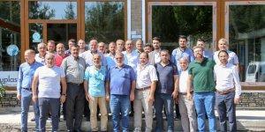 Başkan Kavuş, Meram Sanayi esnaflarıyla buluştu