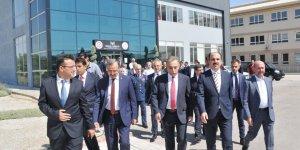 Mehmet Tuza Pakpen Mesleki ve Teknik Anadolu Lisesinde eğitim başladı
