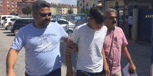 """Konya'da """"Yan Bakma"""" Kavgası: 1 Ağır Yaralı"""