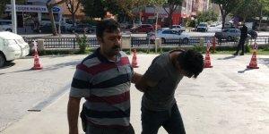 Konya'da Pompalı Tüfekle Gasp İddiası