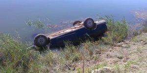 Konya'da Otomobil Kanala Düştü: 1 Ölü