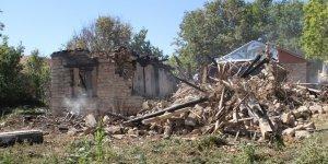 Konya'da Evde Çıkan Yangında Yaşlı Çift Hayatını Kaybetti