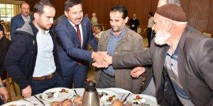 Karatay Belediyesi, ilçedeki bütün din görevlilerini buluşturdu