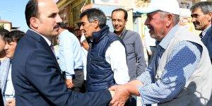 """Başkan Altay: """"Konyamızı daha güzel bir yere taşımak için gece gündüz demeden çalışacağız"""""""