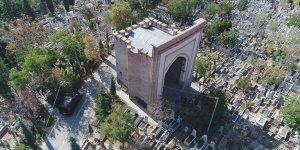 Konya'nın Kız Kulesi: 'Gömeç Hatun Türbesi'
