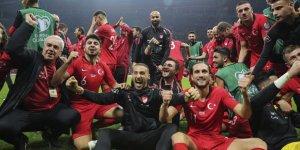 Türkiye, EURO 2020'ye katılma hakkı kazandı