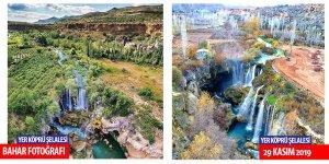Konya Büyükşehir'den Yerköprü Şelalesi açıklaması