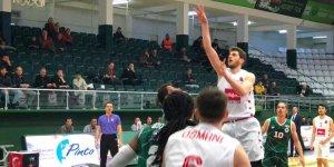 Konyaspor Basketbol Bandırma'da kayıp