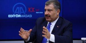 Sağlık Bakanı Koca: Koronavirüs 33 Ülkede Görüldü, Türkiye'de Olmaması İçin Gayret İçindeyiz