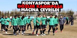 Konyaspor'da Gözler Kasımpaşa Maçına Çevrildi