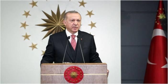 Cumhurbaşkanı Erdoğan: Kampanyaya toplanan para 1 Milyar 500 milyon lira