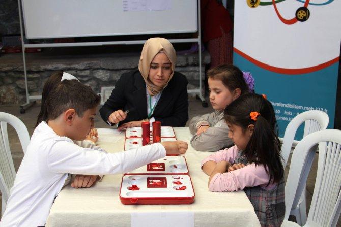 Çankırı'da mangala turnuvası