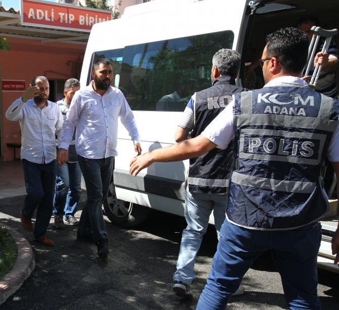 Adana'daki kaçakçılık operasyonu