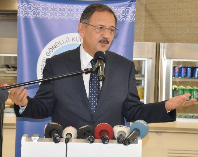 AK Parti Genel Başkan Yardımcısı Özhaseki: