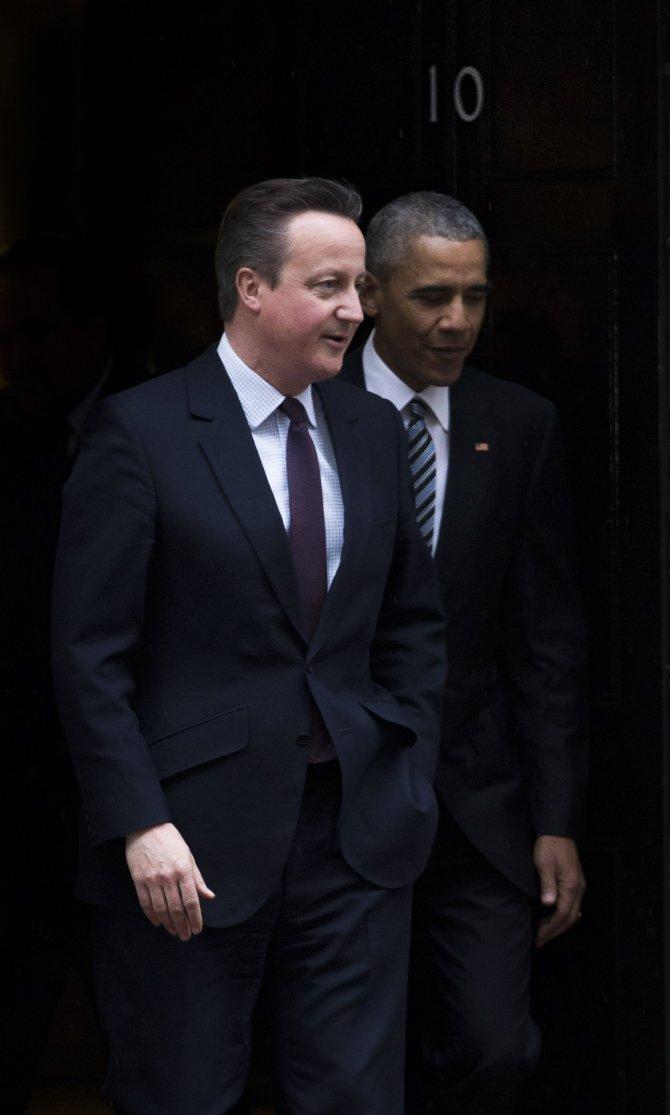 ABD Başkanı Obama, İngiltere'de