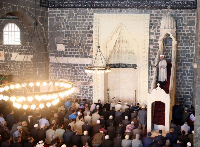 Diyanet İşleri Başkanı Görmez, Diyarbakır'da