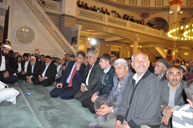 Dünyaca ünlü hafızlardan Kur'an-ı Kerim ziyafeti