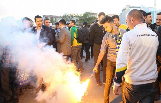"""Fenerbahçe'den Çağlayan'da """"şikede kumpas"""" açıklaması"""