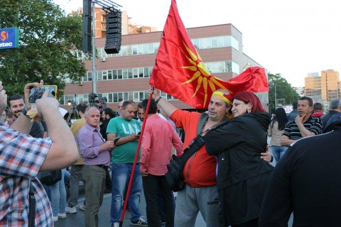 Makedonya'daki siyasi kriz