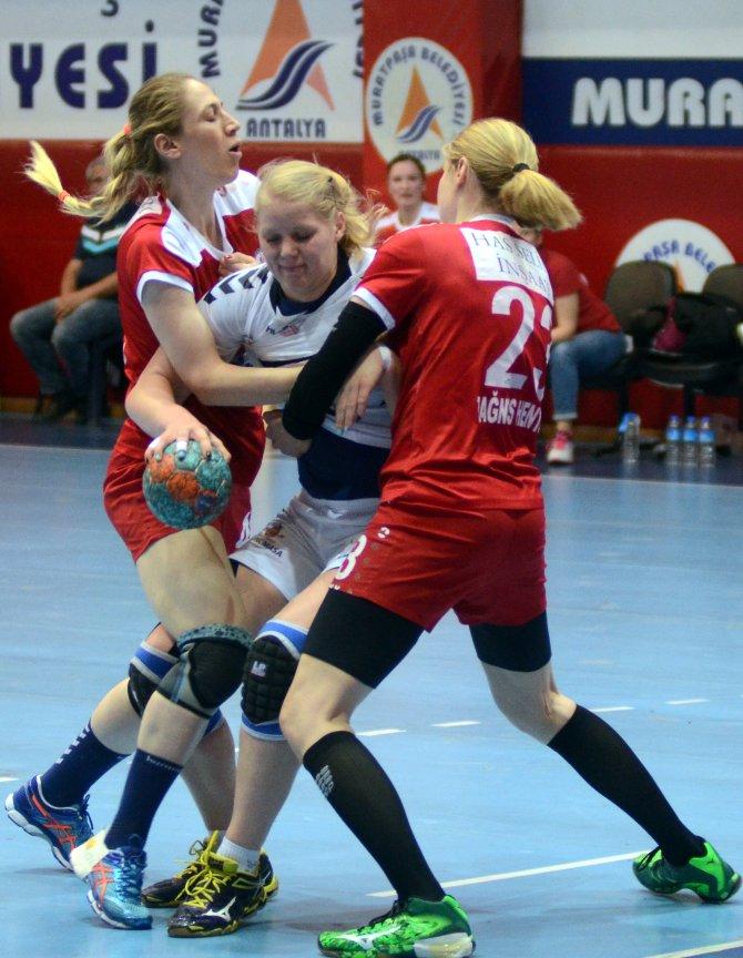 Hentbol: Bayanlar Süper Lig play-off