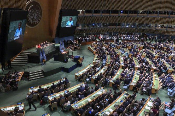Paris İklim Anlaşması BM'de imzaya açıldı