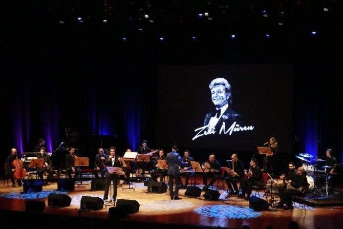 Zeki Müren'i anma konseri