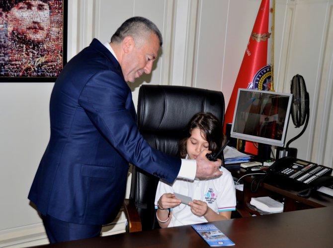 23 Nisan Ulusal Egemenlik ve Çocuk Bayramı