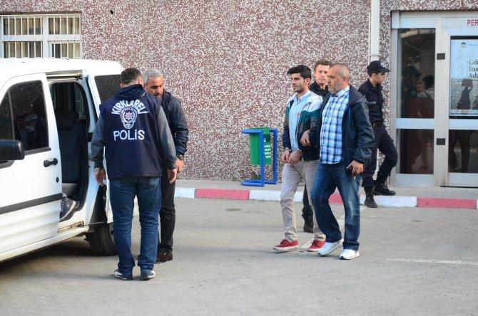 Kırklareli'deki terör örgütü operasyonu