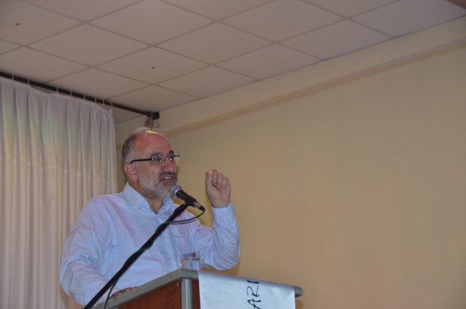 """Seydişehir'de """"Kur'an Peygamberi Hz. Muhammed"""" konferansı"""