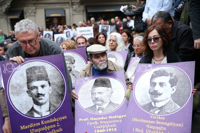 1915 olaylarına ilişkin Ermeni iddiaları